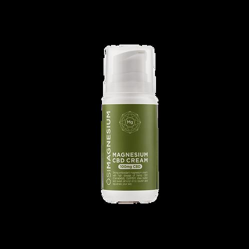 Magnesium CBD Cream 100 mg