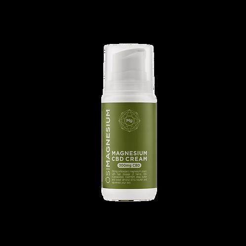 Magnesium CBD Cream 300 mg