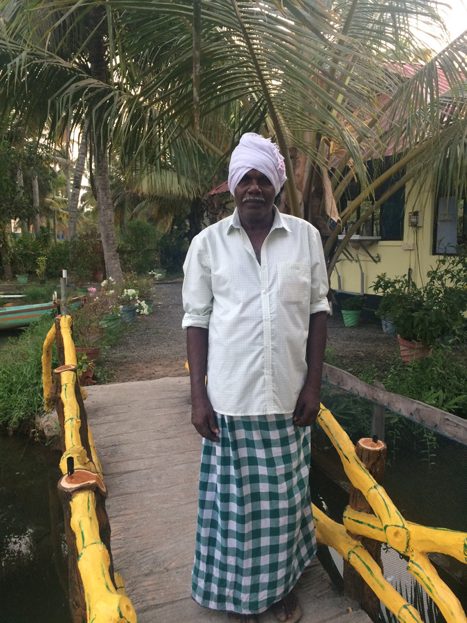More on India - Transportation, Way of Life and Visiting Amritapuri1/2019