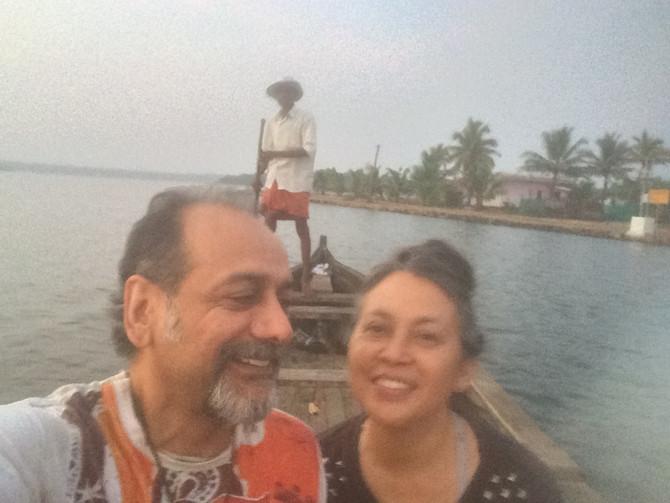 Trip to India - Kerala Jan. 2019