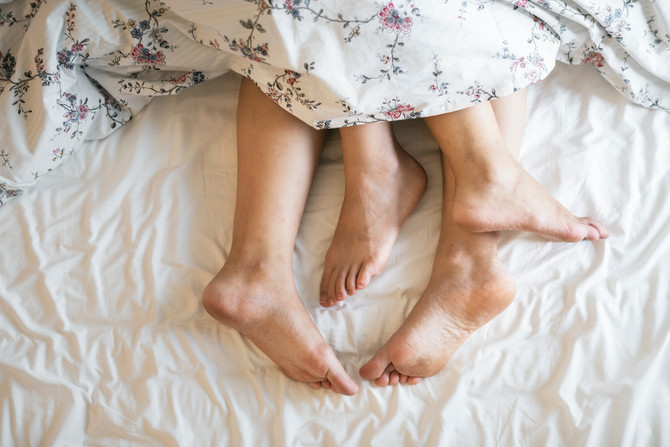 Loving Touch Leads to Intimacy