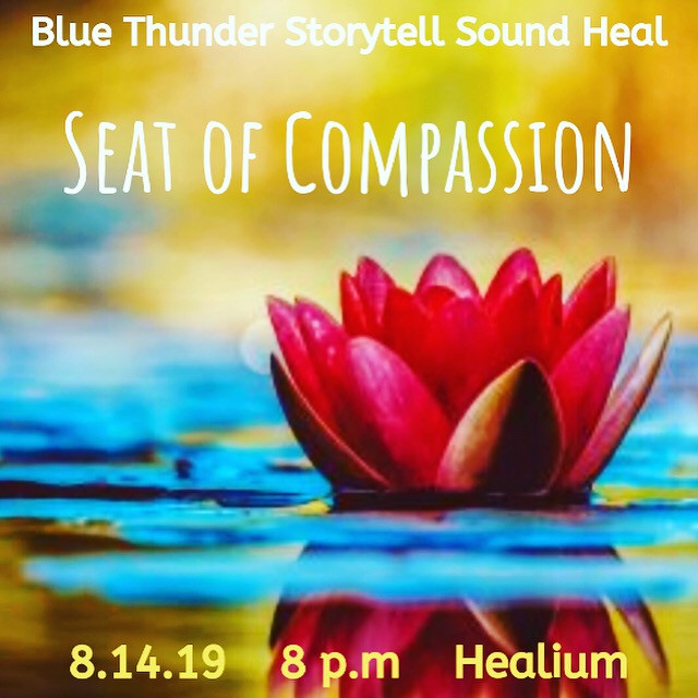 Seat of Compassion- Working with Turquoise Lotus Kuan Yin