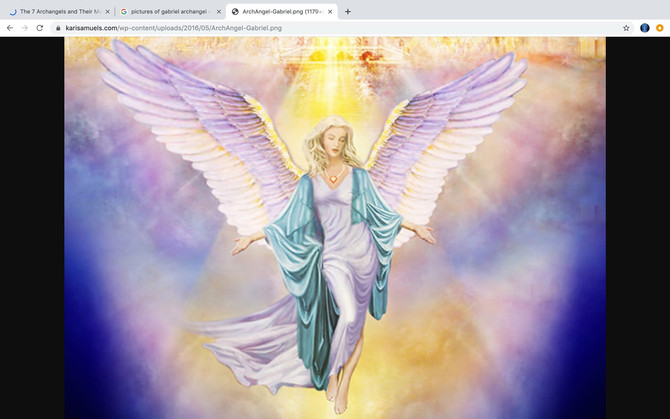 Leadership channeled by Blue Thunder with Archangel Gabriel and Raccoon Medicine