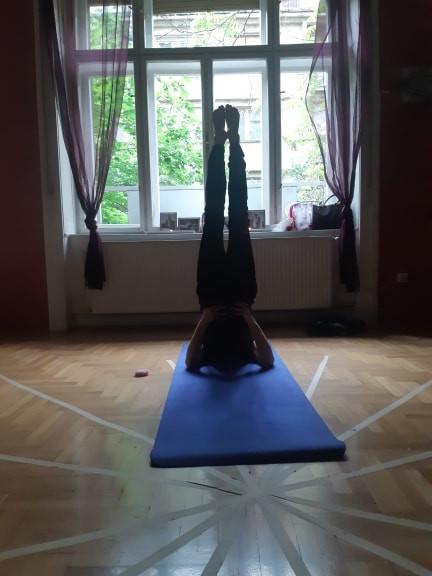 A jóga átváltozás