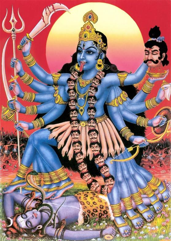 Ismerd meg a sötét oldalad Káli Puja - 2. rész