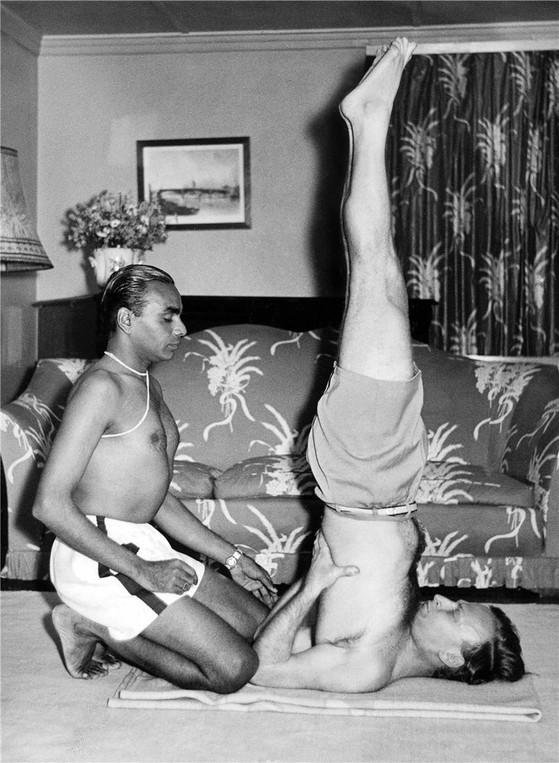 A jóga hatalom