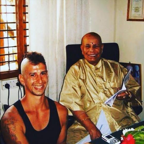 Parampara az ashtanga jógán keresztül