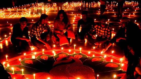 Díváli - a fény ünnepe - a hindu újév