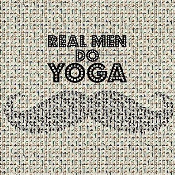 Az Igazi Férfi - egy szelet jóga