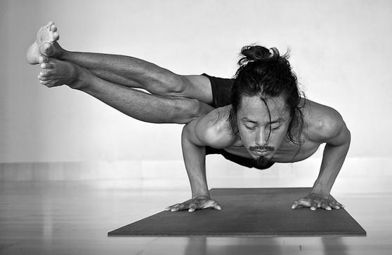 A jóga erő - nőnek lenni, férfinak lenni