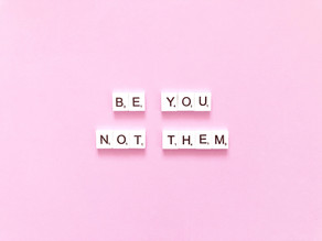 Just Be Yourself: Why that isn't as simple as it sounds