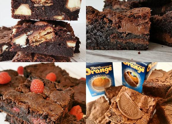 Mixed Brownies