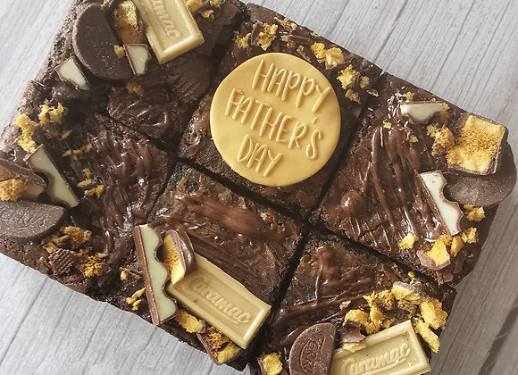 Father's Day Brownies