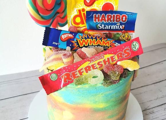 Pick 'n' Mix Cake