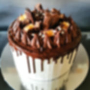 29th Chocolate Cake
