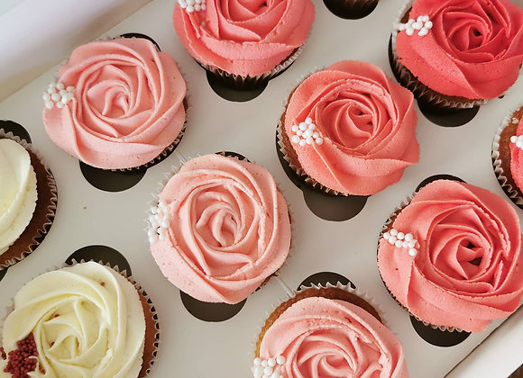 Ombré Cupcakes