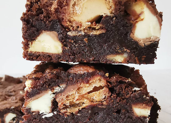 Kinder Brownies