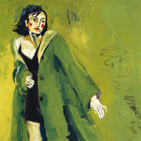 Aeltie in Green