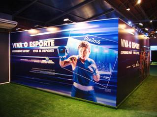 Work Out Eventos é responsável pelo projeto e montagem do Gabinete do Ministro do Esporte