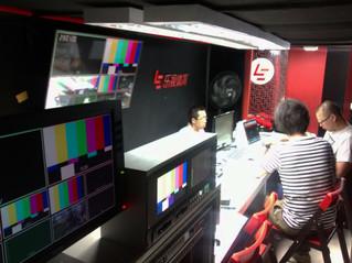 Estúdio para a TV Chinesa Le Sport atuar durante as Olímpiadas promete fazer  sucesso!