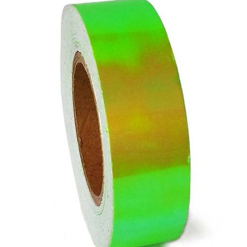 Laser Adhesive Tapes - Fluo Green