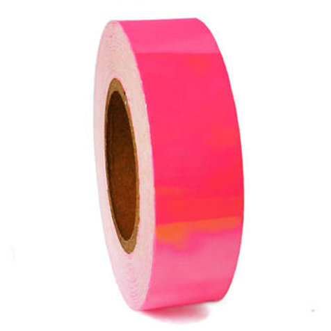 Laser Adhesive Tapes - Fluo Pink