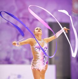Rhythmic Gymnastics Ribbon Mamun