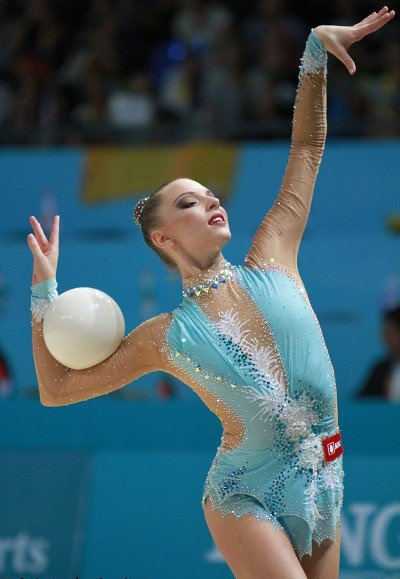 Rhythmic Gymnastics Ball Melitina