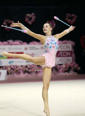 Rhythmic Gymnastics Clubs Katiaryna