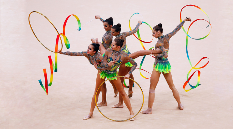 Rhythmic Gymnastics GroupAccessories