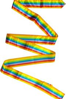 Multicoloured Ribbon - Rainbow
