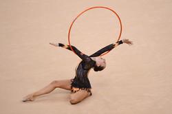 Rhythmic Gymnastics Hoop Liubou