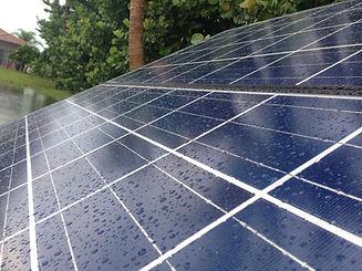 Solar Powered Aeration