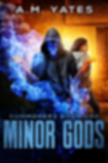 Minor Gods Summoners Book One