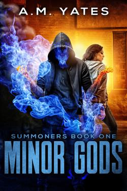 Minor Gods Summoners Book One