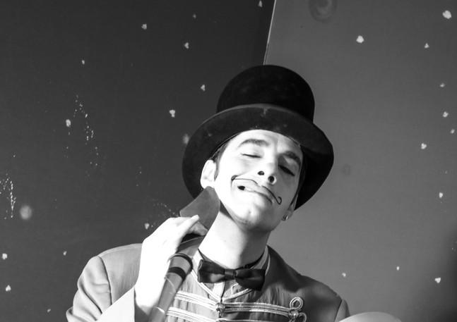 Zirkus mit Fabio Esposito