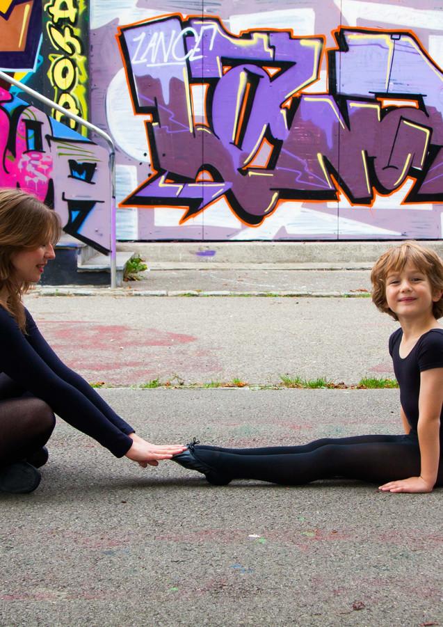 Street Ballet im Kulturpark Augsburg