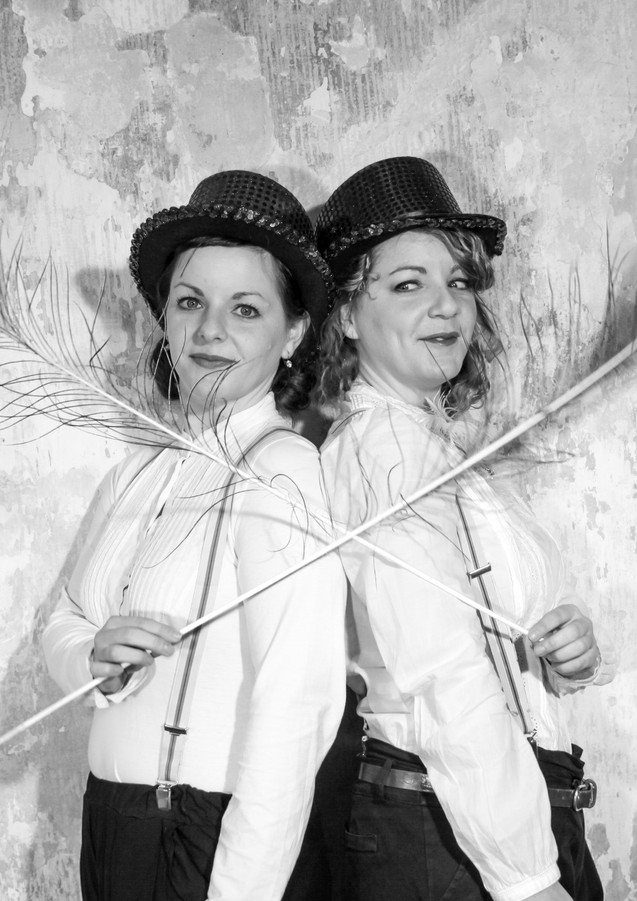 Die Pichler Twins und die 20er Jahre
