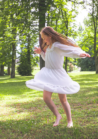 Tanzen im Wald