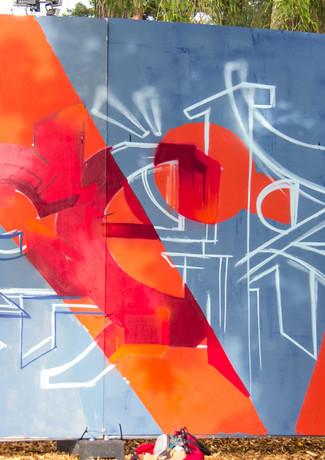 Kunst beim Modularfestival in Augsburg