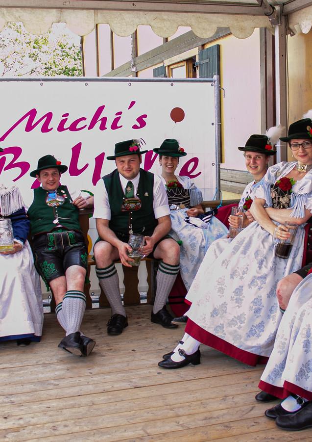 Schuhplattler Weltmeisterschaft in Gersthofen