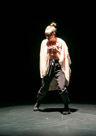 Leila Ka: HipHop Powermoves zu Franz Schubert