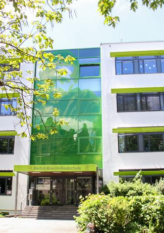 Bertolt Brecht Realschule in Augsburg