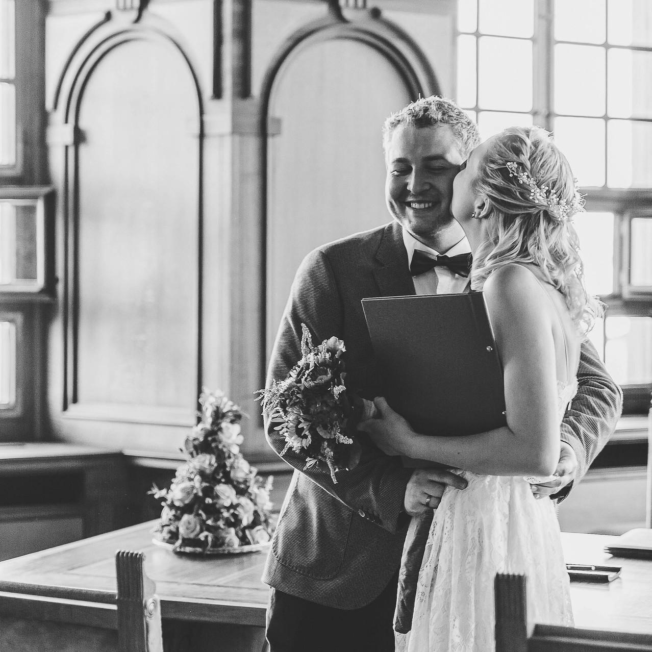 Hochzeit von Annabelle und Tom