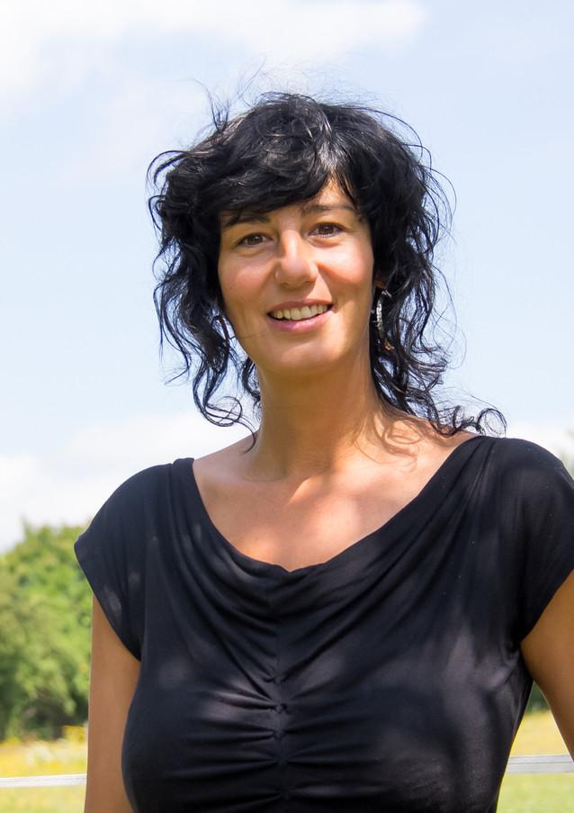 Hebamme Sandra Zitzler aus Neusäß bei Augsburg