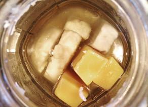 Unscented CBD Lotion Bars Recipe