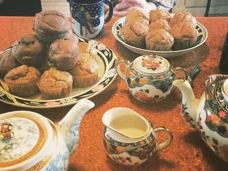 Mom's CBD Ginger Tea Recipe