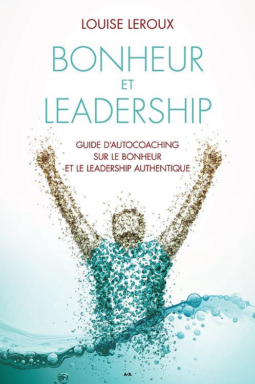 Livre Bonheur et Leadership