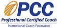 Logo pour Coach professionnel certifié ICF