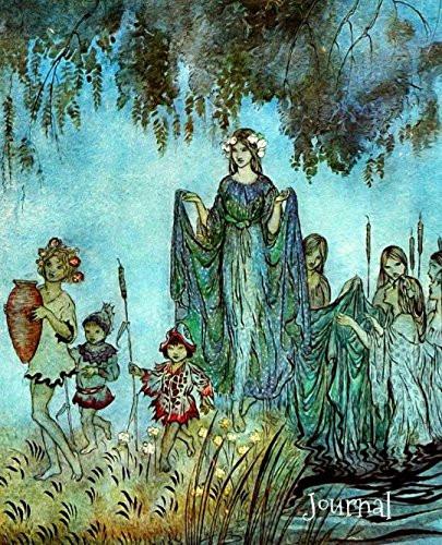Muryans Fairy Procession By Arthur Rackham